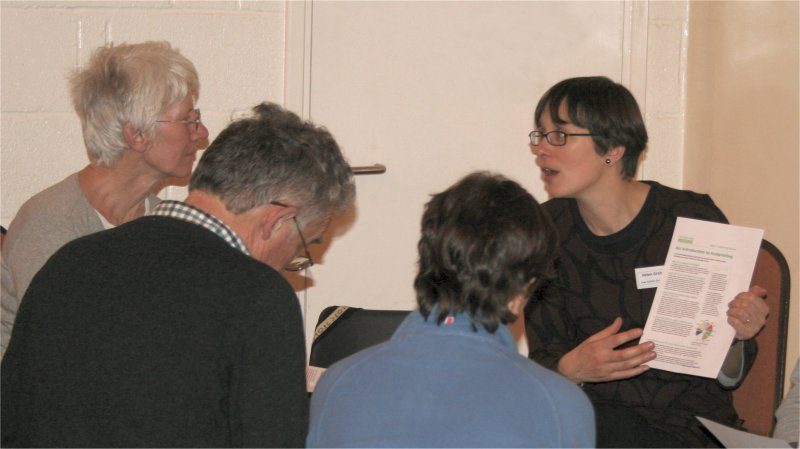 [Helen Graham at LCSO launch]